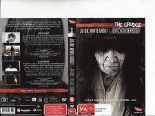 Ju-On:White Ghost/Ju-On:Black Ghost-2009-Akina Minami-2 Japan Movie-DVD