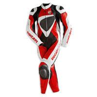 DUCATI Dainese Corse ´12 Lederkombi Einteiler Kombi Leather Suit NEU !!