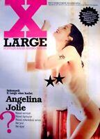 Angelina Jolie Magazine 2004 Istanbul Turkey Maxi X Large Special Ed Lara Croft