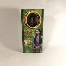 "Lord Of The Rings Fellowship Arwen 12"" Doll Action Figure ToyBiz 2001 LOTR Rare"