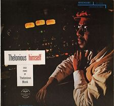 "THELONIOUS MONK ""HIMSELF"" JAZZ LP RIVERSIDE 105"