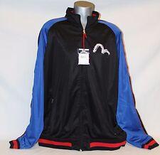 NWT Evisu Heritage embroidered track jacket Japanese Street Fashion 3XL UMI YAMA