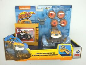 Blaze And The Monster Machines Tune Up Tires Stripes