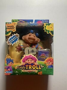 2001 Playmates Totally Troll Serenity Goodwind Series 2 NIB