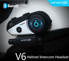 Vimoto V6 Headset Helmet Bike Motorcycle Good Voice MP3 Player Earphone Stereo