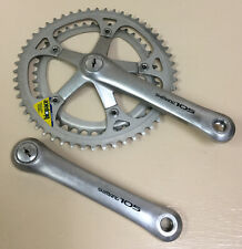 SHIMANO 105 CRANKSET 1050 DOUBLE 170 MM 42-52T 6, 7 OR 8 SPEED