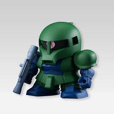 Gundam Mobile Suit Build Model MS-06 Zaku I Mini Figure New Collectibles