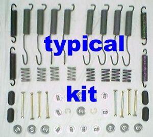 52 brake spring & hardware Hudson 1947 1948 1949 1950 1951 1952 1953