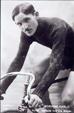 Cyclisme, ciclismo, radsport, wielrennen, cycling, CARLO BORDONI (repro)