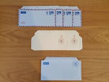 New listing Royal Mail First Class Pre-Paid Postnotes and Aerogrammes