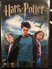 DVD - Comme neuf - HARRY POTTER ET LE PRISONNIER D'AZKABAN -Zone 2 -