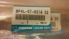New Genuine OEM Mazda BP4L-57-631A-02 Driver Side Front Seat Belt Anchor Cover