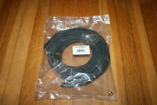 NEW Sealed Monoprice 50 ft 50' S-Video S-VHS Cable Cord Male to Male