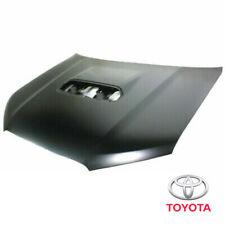 OEM Toyota 4Runner Front Hood Panel Assembly Primed Steel - 53301-35210