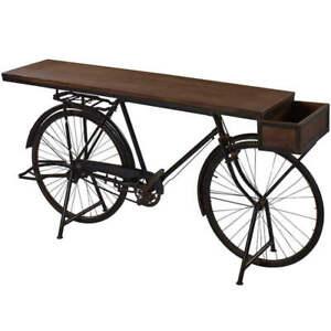 WOW Range   Retro Bicycle   Bar Table