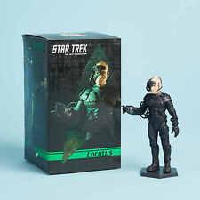 Locutus di Borg MINI MASTER Figura-qmx-STAR TREK MISSIONE Crate ESCLUSIVO NUOVO
