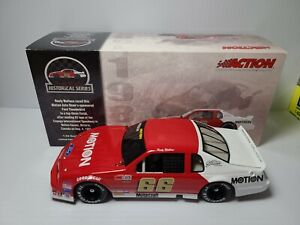 1985 Rusty Wallace #66 Motion Ford Thunderbird 1:24 ASA Action Die-Cast MIB