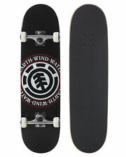 "Element Skateboard Complete Seal 8.25"" Pre-Assembled FREE POST"