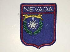 Toller Aufnäher Patch > NEVADA <