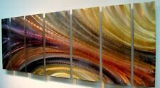 Abstract Metal Wall Art Contemporary Home Decor - Energy of Dreams by Jon Allen