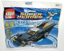 LEGO DC Comics Super Heroes Mini Set 30161 The Batmobile Polybag Sealed