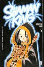 manga STAR COMICS SHAMAN KING numero 5