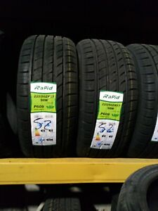 225 50 17 BRAND NEW TYRES, £52 INCLUDES FITTING and BALANCED