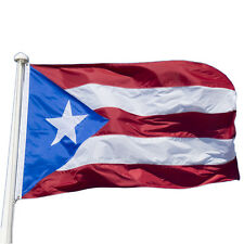 Large PUERTO RICAN FLAG OF PUERTO RICO Decorative Flags Bannersr National Flag