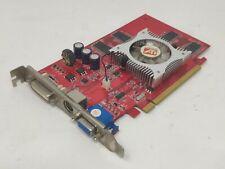 ATI Radeon X550 PCIe x16 RV370 256 MB VGA DVI TV-OUT - AE-X5500+TD21-PM9330