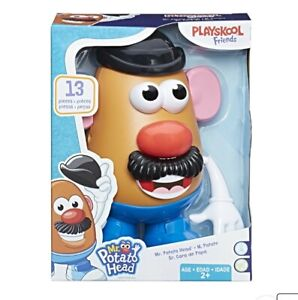 Mr. Potato Head 13 Piece Classic Toy Playskool Friends for Ages 2 and up NEW