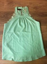 NEW Pilgrim Australia Women Clothing Halter Neck Sleeveless Top Sz 8 RRP$199.95
