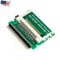 "Compact Flash CF to 44 Pin 2.5"" Male IDE HDD Adapter Card Converter PCB Computer"