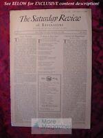 SATURDAY REVIEW September 21 1929 Arthur Colton Elmer Davis Allan Nevins