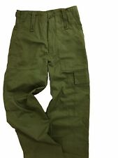 British Army Fatigue Trouser, Combat Trousers,Bdu Trousers,Cadet sizes up