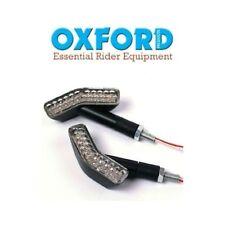 Oxford Apollo LED Motorcycle Motorbike Indicators Pair Galileo OF362 T