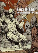 Erinnerungen aus einer anderen Zeit HC Enki Bilal Kurzgeschichten Topzustand  !!