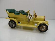 Yesteryear No. 16 - 1:43 - Spyker Veteran 1904 - blass-gelb - TOP in EK - #7194