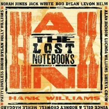 LOST NOTEBOOKS OF HANK WILLIAMS VARIOUS ARTISTS CD NEW