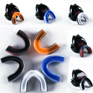 Sports Mouthguard Tooth Brace Tooth guard Warm bite High quality Brand new