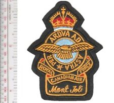 Canada Royal Canadian Air Force RCAF Station CFB Mont Joli, Quebec