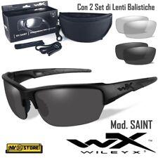 2b8a836bb5b Wiley x Saber Advanced Smoke Grey-clear-light Rush Matte Black Frame  occhiale TA