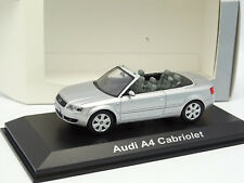 Norev 1/43 - Audi A4 Cabriolet Gris