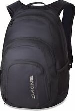 Dakine Black Mens / Womens Backpack Campus 25l School