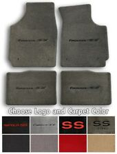 Impala/Caprice/Bel-Air SS Classic Loop Carpet Floor Mats - Choose Color & Logo