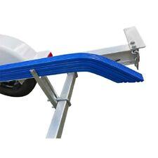 2m bent blue boat trailer Skid block Bunk Slide rail ski boat fishing tinny G137