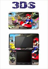 SKIN STICKER AUTOCOLLANT DECO POUR NINTENDO 3DS REF 41 MARIO KART