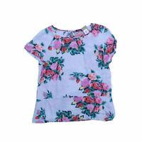 Comptoir Des Cotonniers Women's Short Sleeve Top 12 Colour:  Multi