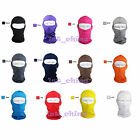 Full Face Mask lycra Balaclava Ultra-thin Motorcycle Cycling Ski Neck Protecting