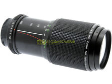 Vivitar MC zoom 80/200mm f4,5 MC, innesto vite M42 (42x1). Anche per digitali