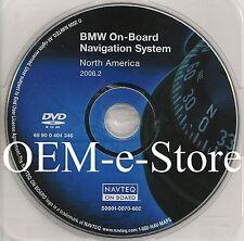 2003 2004 2005 2006 BMW E53 X5 4.8is 4.4i Navigation DATA DVD Map U.S Canada CD